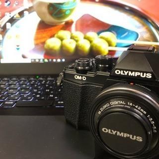 OLYMPUS OM-D E-M10 markⅡ ダブルズームキット