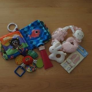 新生児~1歳のおもちゃセット(新品含む)