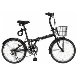 JEFFERYS AMADEUS 20インチ 折りたたみ自転車