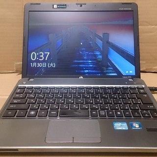 売約済み 頑丈!CPU交換可能機種 HP 4230s i5-24...