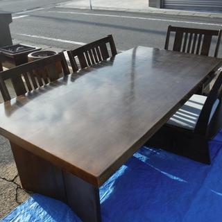 ダイニングセット テーブル1 イス4