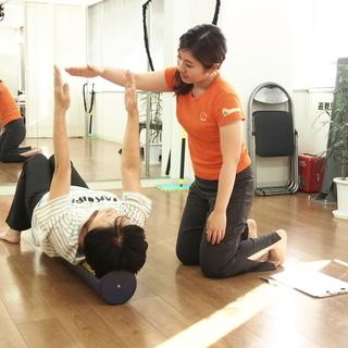2月【募集】30代40代からの体型崩れ予防は骨盤ケア!体験会