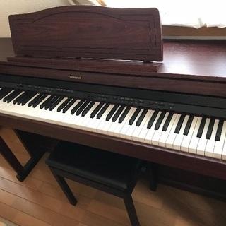 電子ピアノ Roland HP505-GP 傷なし美品