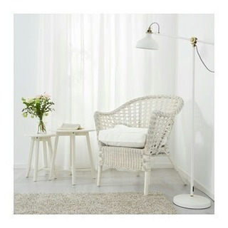 IKEA 1人掛けソファ アームチェア