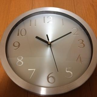 (条件付無料!)時計(ニトリで購入)