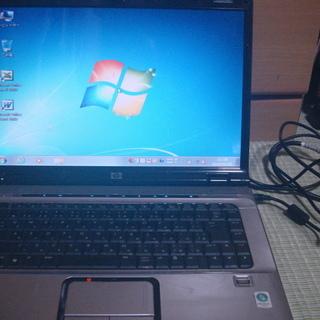 HPノートパソコン Windows7  ・本体とACアダプター (...