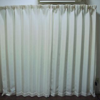 ニトリのカーテン×2セット