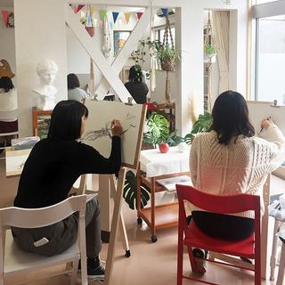 おとなの絵画教室