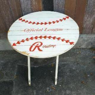 Rawlings折りたたみテーブル.イス、セット