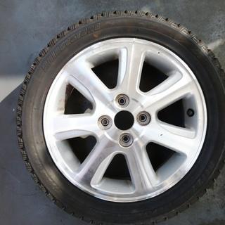 165/55R15  スタッドレスタイヤ・ホイール4本セット