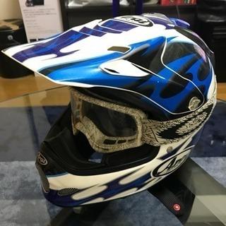 ARAI オフロード車 フルフェイスヘルメット