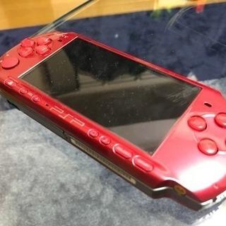 PSP3000 赤