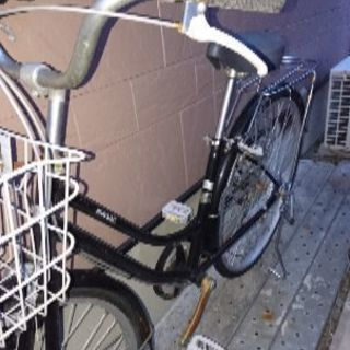 ジャンク 自転車 パンク