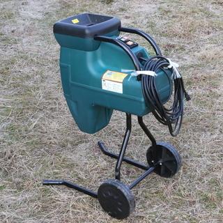 ガーデンシュレッダー 粉砕機 LSG-2100