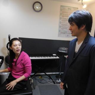 初回体験レッスン6000円→3000円 ボイトレ、ボーカル個人レッスン♪