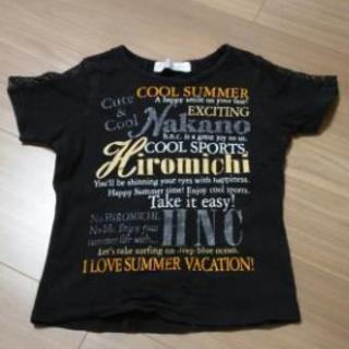 ナカノヒロミチ hiromichinakano  ブランドTシャツ