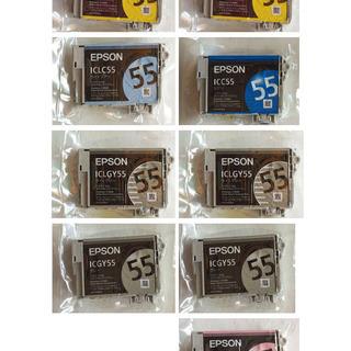エプソン社 純正インクカートリッジ PX-5600用 9色 箱なし...