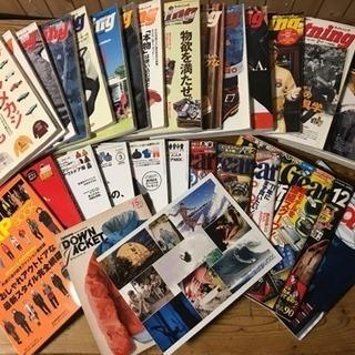 ★雑誌30冊まとめ売り★ライトニング★GO OUTなどなど