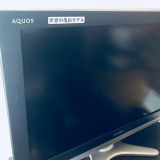 AQUOS 32型 テレビ