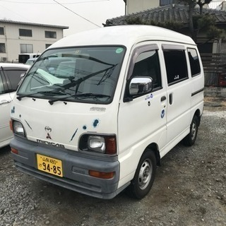 H8年 軽箱 マニュアル 4WD 車検付き