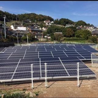 太陽光発電所(長崎) 低圧36円 2区画