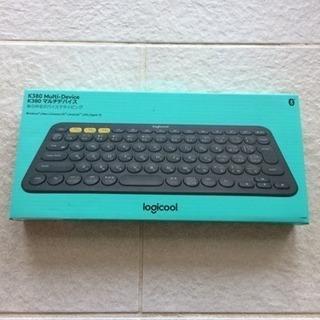 Bluetooth キーボード K380(Logicool ロジクール)