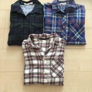レディースシャツ☆3枚セット