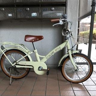 ジャンク 子供自転車