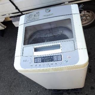 LG 2010年 自動 洗濯機 5.5キロ 良品 犬山