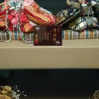 大幅値下げ!☆桃の節句☆【秀月】ひな人形~三段飾り~人形の…
