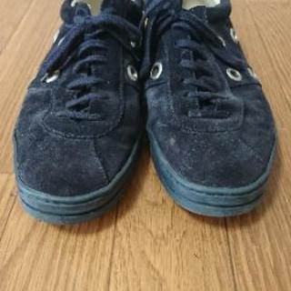 ベルサーチ 靴