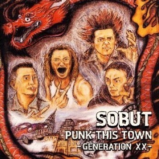 SOBUT/PUNK THIS TOWN -GENERATION...