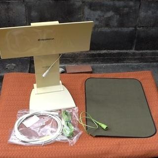 電位治療器の白寿ヘルストロン寝式P3500ボルト電極タイプの追加セ...