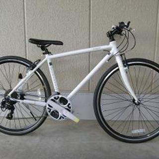 値下げ!〔新品〕700-Cクロスバイク(21段変速・アルミフレー...