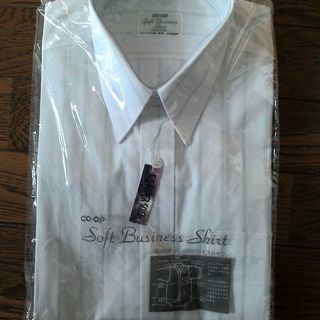 ワイシャツ(カッターシャツ)5点(長袖4半袖1)値下げします。