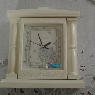再値下げ品 時計、オルゴール付きキーホルダー