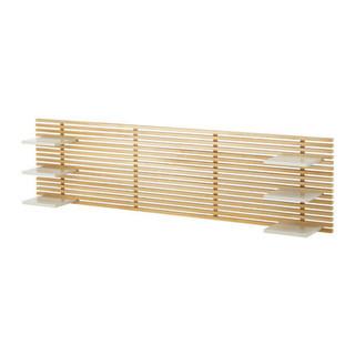 IKEAのベッド用ヘッドボード MANDALをお譲りしますの画像