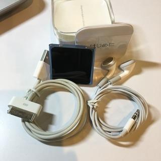 ipodnano 第6世代 16GB ブルー