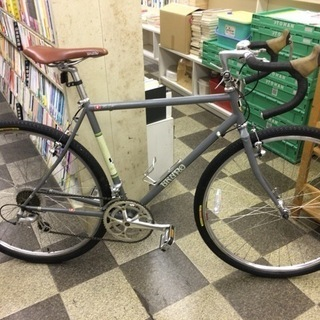 [4902]BRUNO ブルーノ ロードバイク 700×35C 2...