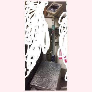 デジタル台秤  テラオカ製DS516