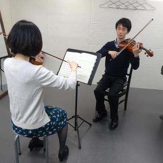 山下ヴァイオリン教室