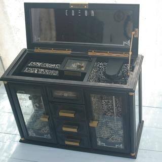 再々再値下げ品 LEDY MATE のアクセサリBOX(オルゴー...
