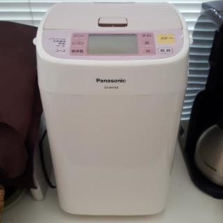 ホームベーカリー Panasonic 交渉中