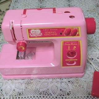 ツクダオリジナルの玩具 本格派手づくりミシン 中古美品 貴重品 ...