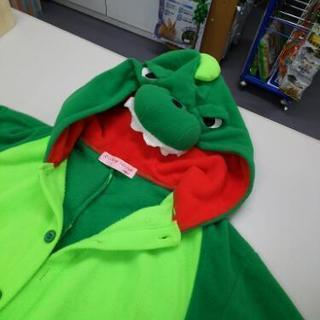 【値下】恐竜★着ぐるみタイプのつなぎ
