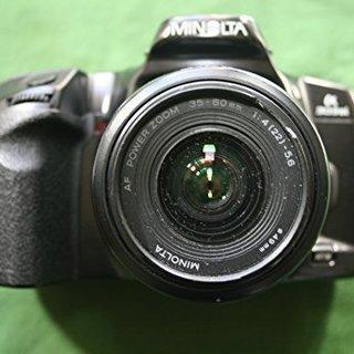 【ジャンク】ミノルタα303si 一眼レフフィルムカメラ