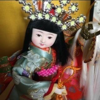 ✨✨ お雛 ✨✨ 日本 人形 ✨ 舞踊 人形 ✨✨ 八重垣