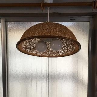 アジア風ランプシェード