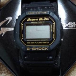 G-shock × ラーク コラボバージョン