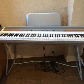 電子ピアノ KORG SP-250
